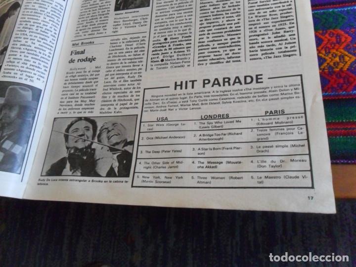 Cine: STAR WARS 11 NUEVO FOTOGRAMAS PRIMERAS RESEÑAS REPORTAJE CRÍTICA DE LA GUERRA DE LAS GALAXIAS 1977. - Foto 21 - 173491528