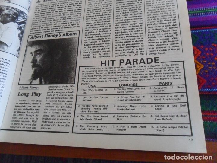 Cine: STAR WARS 11 NUEVO FOTOGRAMAS PRIMERAS RESEÑAS REPORTAJE CRÍTICA DE LA GUERRA DE LAS GALAXIAS 1977. - Foto 26 - 173491528