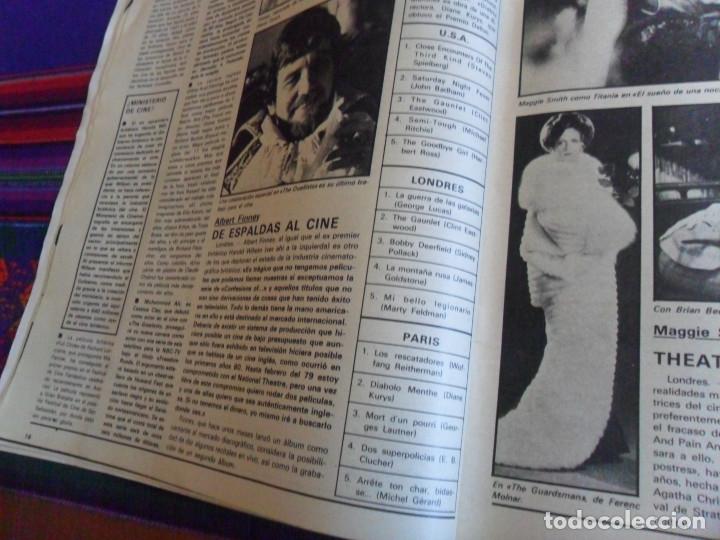 Cine: STAR WARS 11 NUEVO FOTOGRAMAS PRIMERAS RESEÑAS REPORTAJE CRÍTICA DE LA GUERRA DE LAS GALAXIAS 1977. - Foto 34 - 173491528