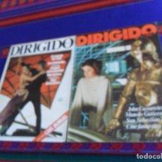 Cine: STAR WARS DIRIGIDO POR LA GUERRA DE LAS GALAXIAS 1977 Y EL RETORNO DEL JEDI 1983. BUEN ESTADO. RARAS. Lote 173493120