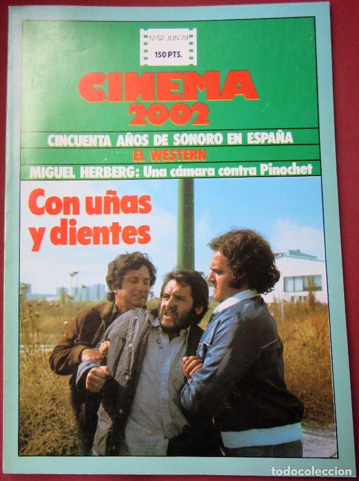 CINEMA 2002 NÚMERO 52 (Cine - Revistas - Cinema)