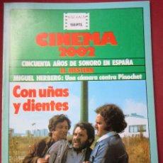 Cine: CINEMA 2002 NÚMERO 52. Lote 173820897