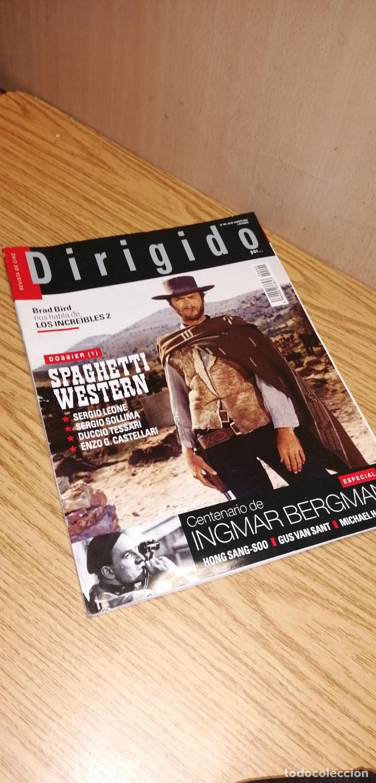 DIRIGIDO POR... SPAGHETTI WESTERN. BERMAN (Cine - Revistas - Dirigido por)