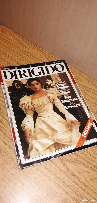DIRIGIDO POR... JAIME CHAVARRI. FRITZ LANG (Cine - Revistas - Dirigido por)