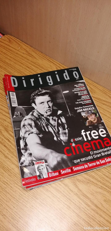 DIRIGIDO POR... FREE CINEMA. SEMANA CINE DE TERROR SAN SEBASTIÁN (Cine - Revistas - Dirigido por)