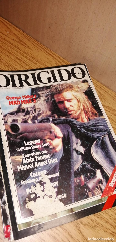 DIRIGIDO POR... MAD MAX. COCOON. LEGEND (Cine - Revistas - Dirigido por)