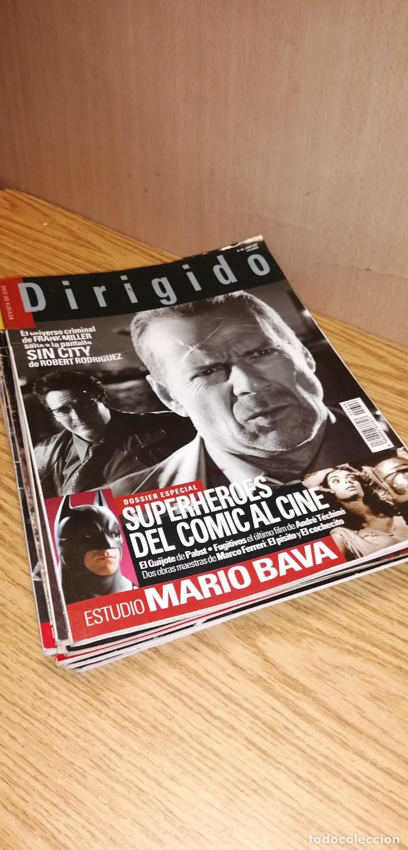 DIRIGIDO POR... SÚPER HÉROES. DEL CÓMIC AL CINE. MARIO BAVA (Cine - Revistas - Dirigido por)