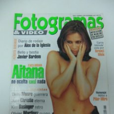 Cine: REVISTA DE CINE FOTOGRAMAS EXCLUSIVA Nº 1849 AÑO 1997. Lote 174009658