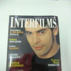 Cine: REVISTA DE CINE INTERFILMS EDUARDO NORIEGA Nº 151 AÑO 2001 16 CARTELERAS CINE DE MANO. Lote 174013390