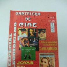 Cinema: REVISTA CARTELERA DE CINE JOYAS DEL RECUERDO Nº 5 32 CARTELERAS CINE DE MANO. Lote 174028122