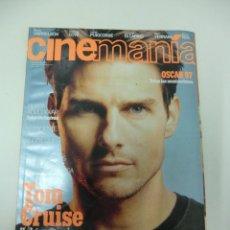 Cine: REVISTA DE CINE CINEMANIA TOM CRUISE Nº18 AÑO 1997. Lote 174029297
