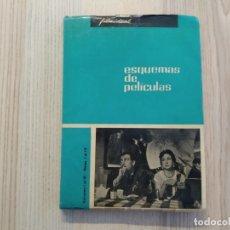 Cine: ESQUEMAS DE PELÍCULAS VOLUMEN I AL III. FILM IDEAL.. Lote 174051950