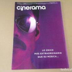 Cinéma: CINERAMA 2018 PORTADA DESPLEGABLE BOHEMIAN RHAPSODY QUEEN SUPERLOPEZ ANIMALES FANTASTICOS Y DONDE EN. Lote 174070429
