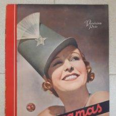 Cine: REVISTA CINEGRAMAS, VERÓNICA ROSE. Nº 36, 19 DE MAYO DE 1935.. Lote 174283484