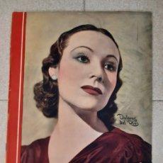 Cine: REVISTA CINEGRAMAS, DOLORES DEL RIO. Nº 23, 17 DE FEBRERO DE 1935.. Lote 174308717