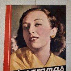 Cine: REVISTA CINEGRAMAS, ANN DVORAK. Nº 21, 3 DE FEBRERO DE 1935.. Lote 174308863