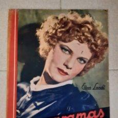 Cine: REVISTA CINEGRAMAS, ELISSA LANDI. Nº 14, 16 DE DICIEMBRE DE 1934.. Lote 174313052