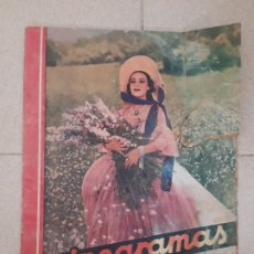 Cinema: REVISTA CINEGRAMAS, DOLORES DEL RIO. AÑO I, Nº 1 (1934).. Lote 174313417