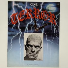 Cine: CINE DE TERROR V. 1 FASCÍCULO 5 PLANETA-DE AGOSTINI 1992. Lote 174586614