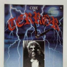 Cine: CINE DE TERROR V. 1 FASCÍCULO 6 PLANETA-DE AGOSTINI 1992. Lote 174587000