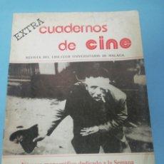 Cine: CUADERNOS DE CINE. AÑO I. N. 4.. Lote 175043845