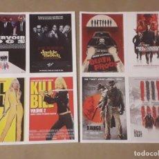 Cinéma: CARTEL-MANIA QUENTIN TARANTINO, KILL BILL, DJANGO, MALDITOS BASTARDOS, LOS ODIOSOS OCHO, DEATH PROOF. Lote 175122883