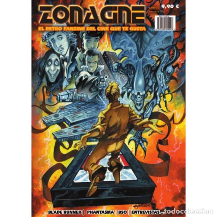 FANZINE ZONACINE (Cine - Revistas - Otros)