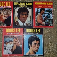 Cine: REVISTAS BRUCE LEE. Lote 175298669
