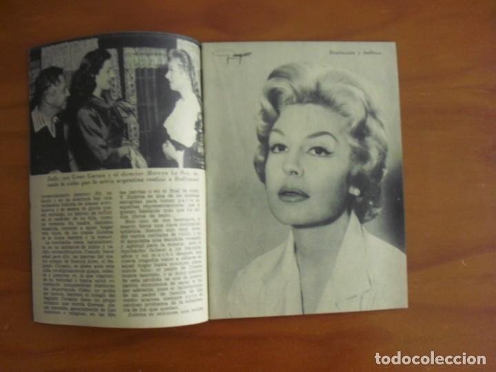 Cine: LOTE DE 70 REVISTAS-TODAS DISTINTAS DE LA COLECCION IDOLOS DEL CINE AÑO 1958 -VER FOTOS - Foto 13 - 175411215