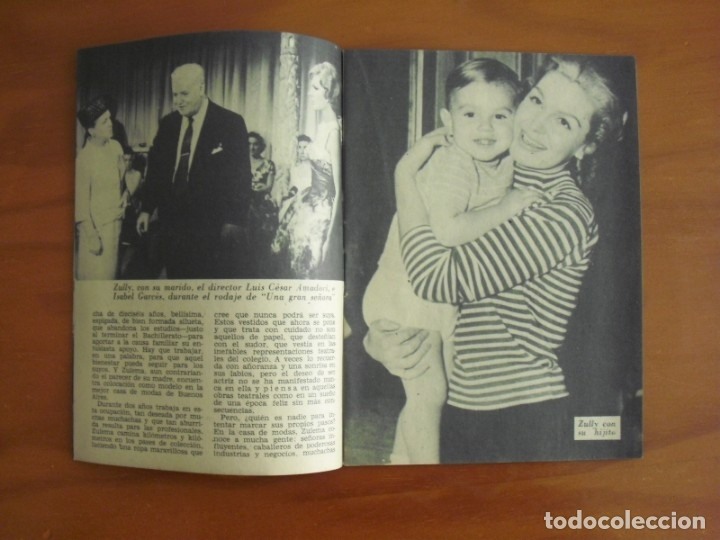 Cine: LOTE DE 70 REVISTAS-TODAS DISTINTAS DE LA COLECCION IDOLOS DEL CINE AÑO 1958 -VER FOTOS - Foto 14 - 175411215