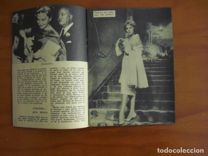 Cine: LOTE DE 70 REVISTAS-TODAS DISTINTAS DE LA COLECCION IDOLOS DEL CINE AÑO 1958 -VER FOTOS - Foto 15 - 175411215