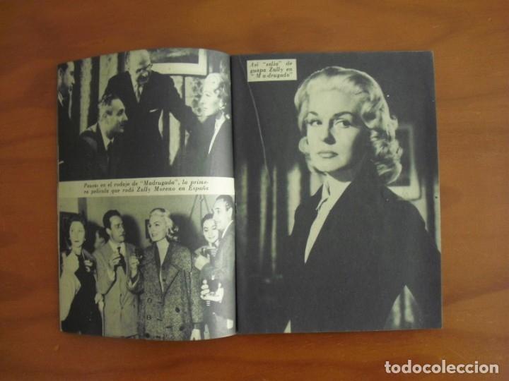 Cine: LOTE DE 70 REVISTAS-TODAS DISTINTAS DE LA COLECCION IDOLOS DEL CINE AÑO 1958 -VER FOTOS - Foto 16 - 175411215