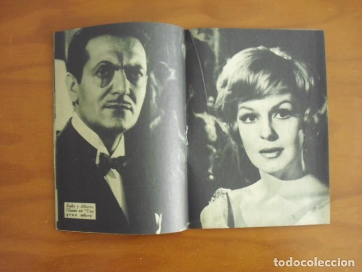 Cine: LOTE DE 70 REVISTAS-TODAS DISTINTAS DE LA COLECCION IDOLOS DEL CINE AÑO 1958 -VER FOTOS - Foto 17 - 175411215