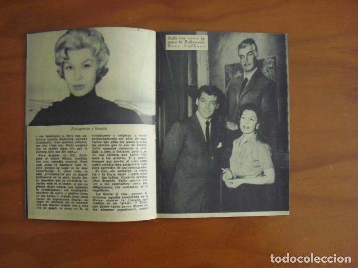Cine: LOTE DE 70 REVISTAS-TODAS DISTINTAS DE LA COLECCION IDOLOS DEL CINE AÑO 1958 -VER FOTOS - Foto 18 - 175411215