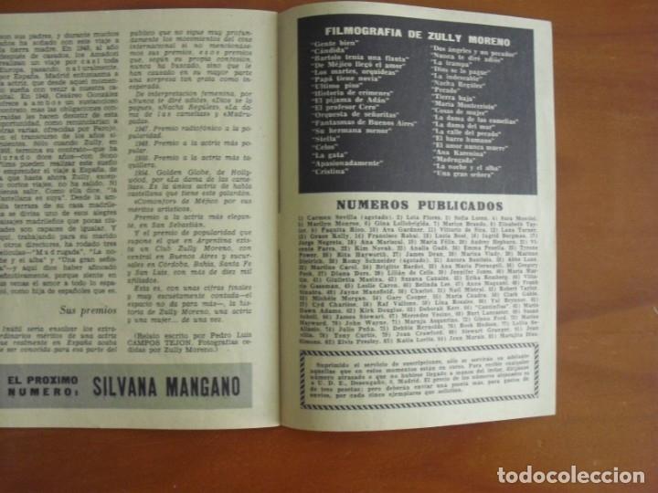Cine: LOTE DE 70 REVISTAS-TODAS DISTINTAS DE LA COLECCION IDOLOS DEL CINE AÑO 1958 -VER FOTOS - Foto 19 - 175411215