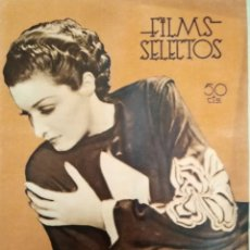 Cine: FILMS SELECTOS 1937 Nº 324 GAIL PATRICK. Lote 175423728