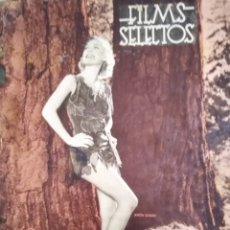 Cine: FILMS SELECTOS Nº 315 - ANITA LOUISE. Lote 175424042