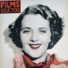 Cine: FILMS SELECTOS 1936 Nº 301 RUBY KEELER. Lote 175424430