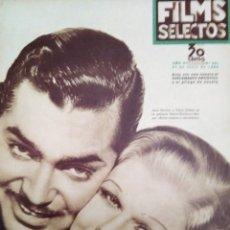 Cine: FILMS SELECTOS 1936 Nº 297 CLARK GABLE. Lote 175425324