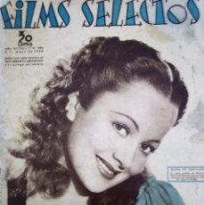 Cine: FILMS SELECTOS 1936 Nº 289 OLIVIA DE HAVILAND. Lote 175425970