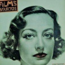 Cine: FILMS SELECTOS 1936 Nº 290 JOAN CRAWFORD. Lote 175426199