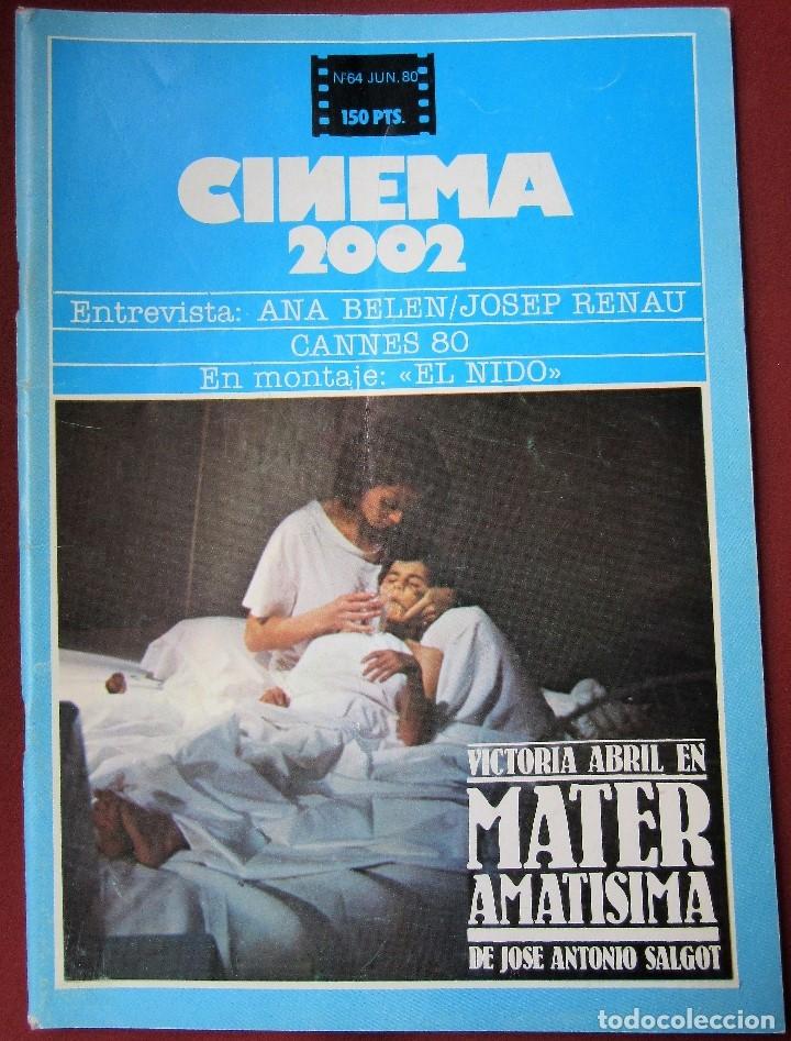 CINEMA 2002 NÚMERO 64 (Cine - Revistas - Cinema)