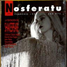 Cine: NOSFERATU N° 8 - LA TENTACIÓN DE SHAKESPEARE . Lote 175537353