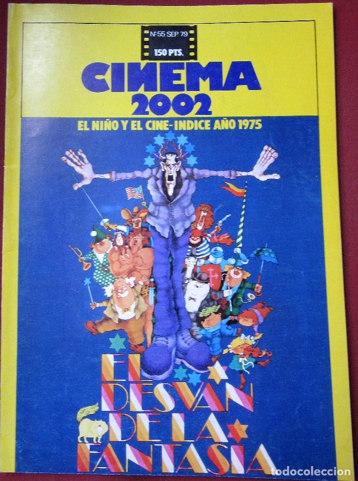 CINEMA 2002 NÚMERO 55 (Cine - Revistas - Cinema)