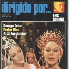 Cine: ERIC ROHMER. Lote 175775040