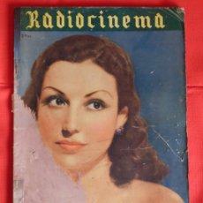 Cine: MARY CRUZ, REVISTA RADIOCINEMA NÚM. 85, 28 DE FEBRERO DE 1943. Lote 175918969