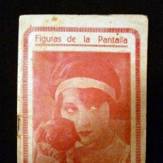 Cine: FIGURAS DE LA PANTALLA. ALICIA BRADY. COLECCIÓN CINEMATOGRÁFICA. ED. ESMANDIA. AÑOS 20. ALICE. Lote 176322928