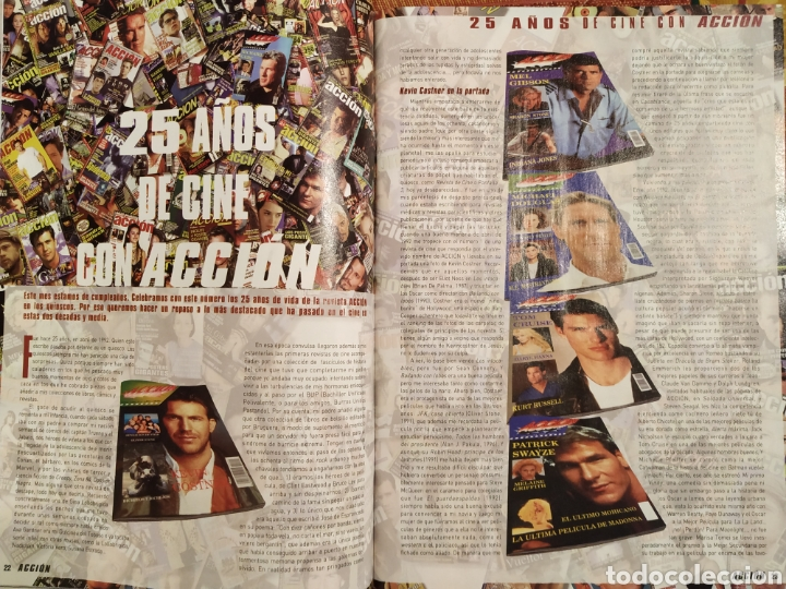 Cine: Revista de cine Acción Especial 25 aniversario n°1704 - Foto 3 - 176394688