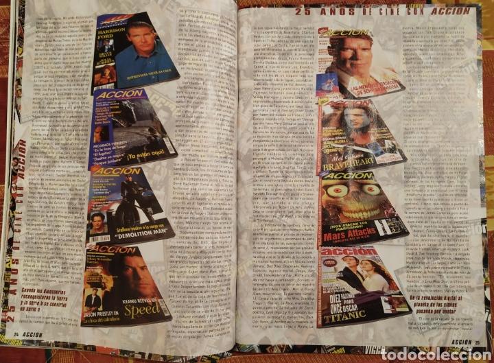 Cine: Revista de cine Acción Especial 25 aniversario n°1704 - Foto 4 - 176394688