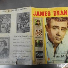 Cine: JAMES DEAN-REVISTA CINECOLOR-VER FOTOS. Lote 176428257